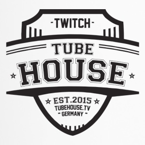 TubeHouse Team College Merch - Thermobecher