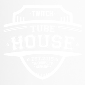 TubeHouse Team College Merch 2017 White - Thermobecher