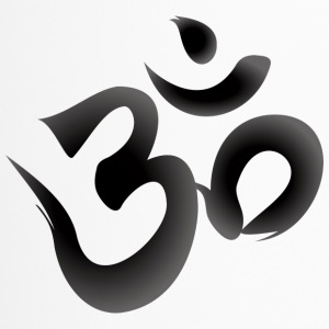 Om Symbol - Thermobecher