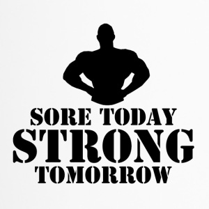 Sore Today, Strong Tomorrow - Travel Mug