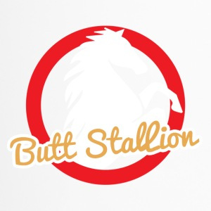 Hest / Farm: Butt Stallion - Termokopp