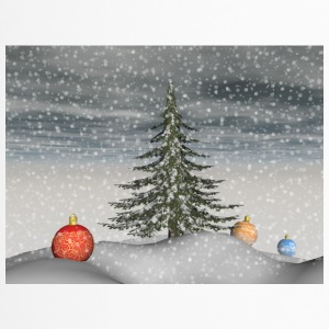 christmas_snow - Tazza termica