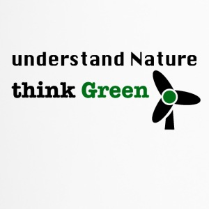 Understand Nature. Think Green! - Thermobecher