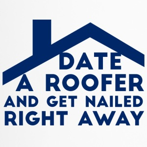 Roofers: Date A Roofer And Get Nailed Right - Travel Mug