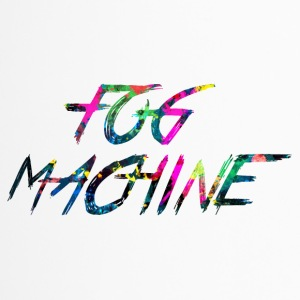 Regenbogen FOG MACHINE - Thermobecher