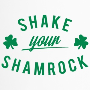 Journée de l'Irlande / Saint-Patrick: Shake Your Shamrock - Mug thermos