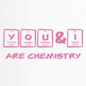 Periodic table: YOU & I are chemistry - Travel Mug