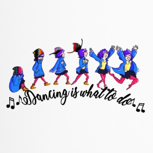 Dancing - Travel Mug