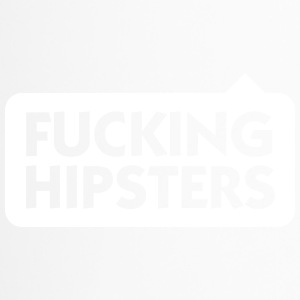 Fucking Hipsters - Thermo mok