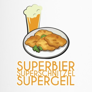 Superbier - Superschnitzel - Supergeil - Thermobecher