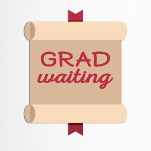 High School / Onderwijs: Degree Waiting - Thermo mok
