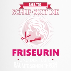 Friseurin - Thermobecher
