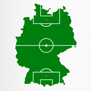 voetbal Duitsland - Thermo mok