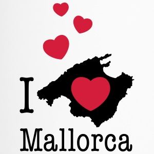 Love Mallorca Balearic Islands Spain vacation rentals - Travel Mug