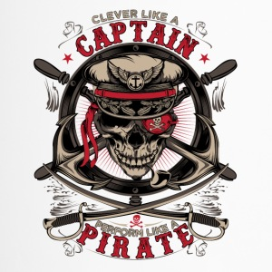 capitaine pirate - Mug thermos