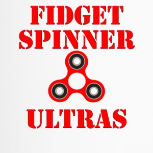 Fidget Spinner Ultras! - Thermobecher