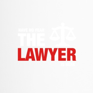Have No Fear The Lawyer Is Here - Travel Mug
