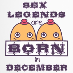 Birthday December Boobs Sex Boobs - Travel Mug