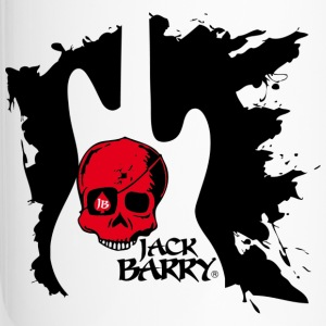Jack Barry Schädel - Thermobecher