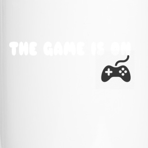 THE GAME IS ON T-SHIRT - Travel Mug