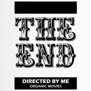 Theendmovie blak - Travel Mug