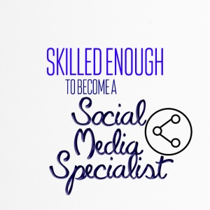 Social media specialist - Travel Mug