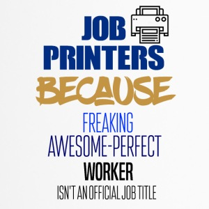 Job printers - Travel Mug