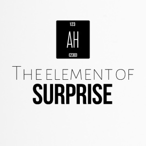 The element of surprise - Thermobecher
