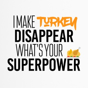 I make Turkey disappear - Travel Mug