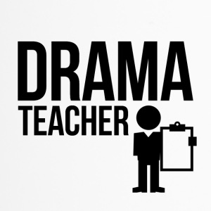 Drama teacher - Travel Mug