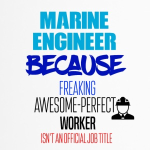 Marine engineer - Travel Mug