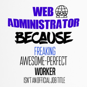 Web administrator - Thermobecher