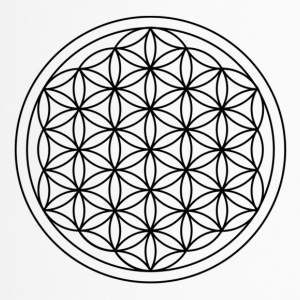 Flower of life - Thermobecher