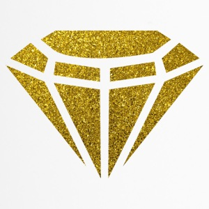 Golden Diamond - golden Diamond Glitter Gold - Termokopp