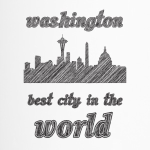 Washington Beste Stadt in der Welt - Thermobecher