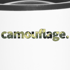 Camouflage - Thermobecher
