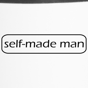 self made man - Kubek termiczny