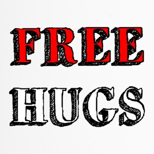 FREE HUGS - Thermobecher