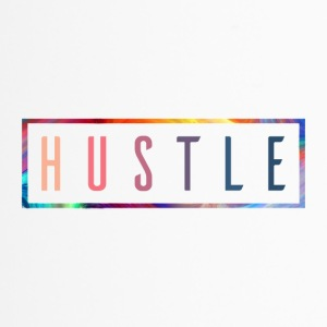Hustle Box Logo - Thermobecher