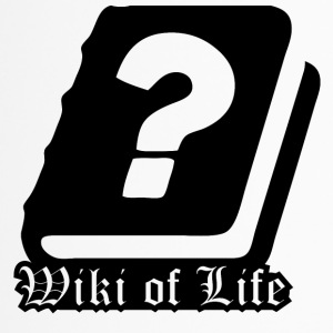wikioflife blak - Thermobecher