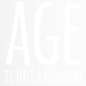 Age is just a number - Travel Mug