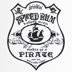 Pirate Rum 2 - Travel Mug