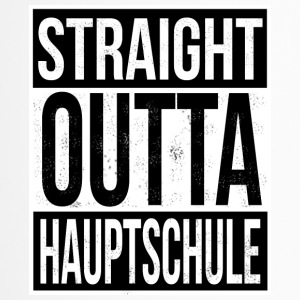 Straight Outta Hauptschule Design - Thermobecher