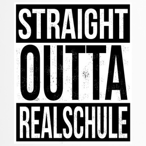Straight Outta Realschule - Thermobecher