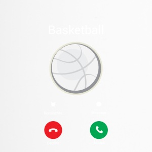 Basketball ruft - Thermobecher