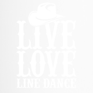live dance love - Thermobecher