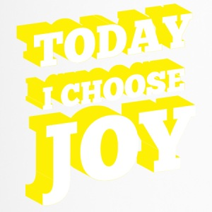Today I Choose Joy - Today I choose joy - Travel Mug