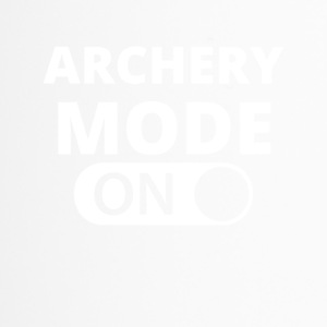 MODE ON ARCHERY - Travel Mug