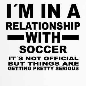 Relationship with SOCCER - Travel Mug