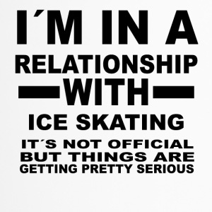 relationship with ICE SKATING - Thermobecher